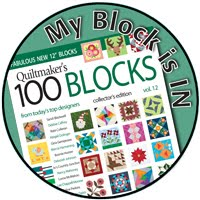 Quiltmaker's 100 Blocks, Vol. 12