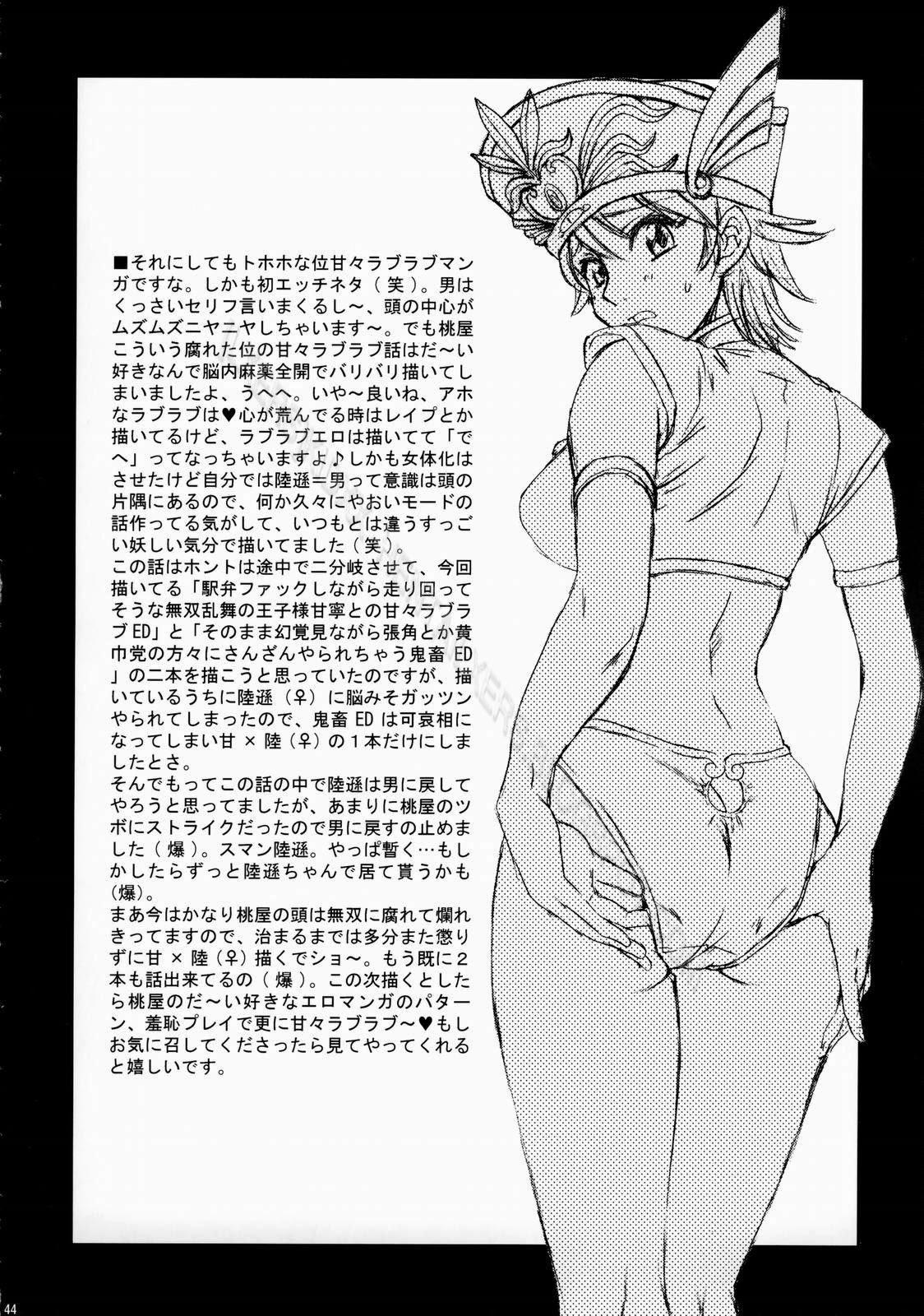 Hình ảnh rikuson 043 in In Sangoku Musou Rikuson Gaiden!