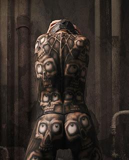 Art Body Painting Pics