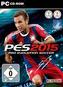 Free Download Pro Evolution Soccer 2015 Full Version PC Game