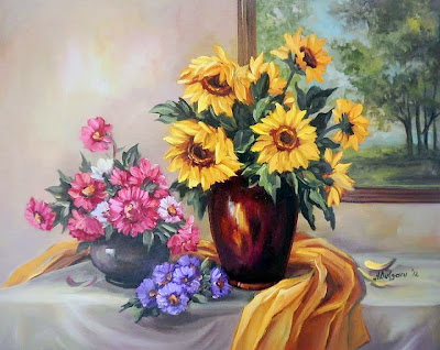 cuadros-pintados-con-flores