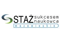 Logo programu Straż sukcesem naukowca