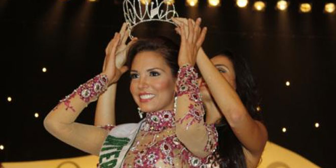Reinado Internacional del Cafe International Queen of Coffee 2013 Venezuela Ivanna Mariam Vale Colman
