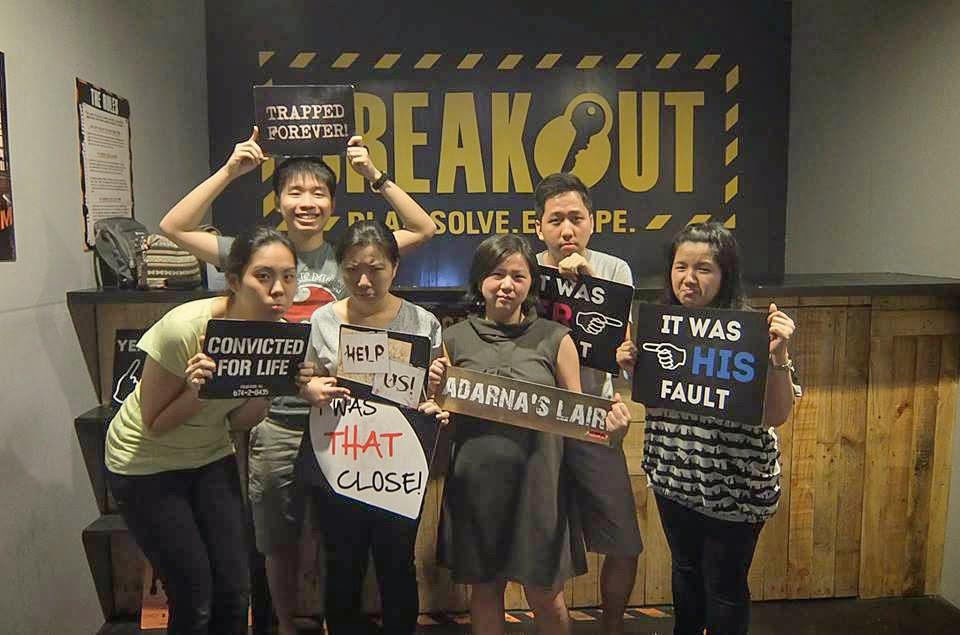 Breakout Philippines - Adarna's Lair