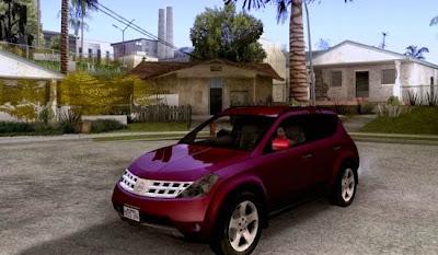 Mod Nissan Murano 2004
