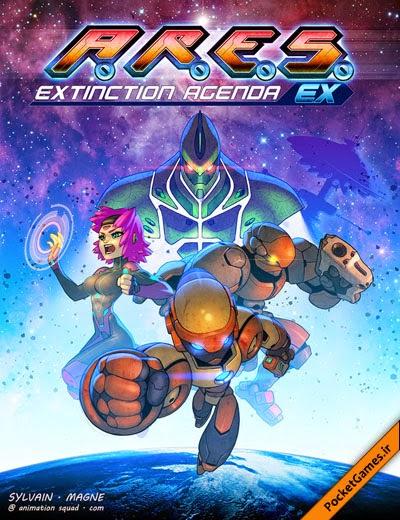 A.R.E.S. Extinction Agenda EX Fully Full Version