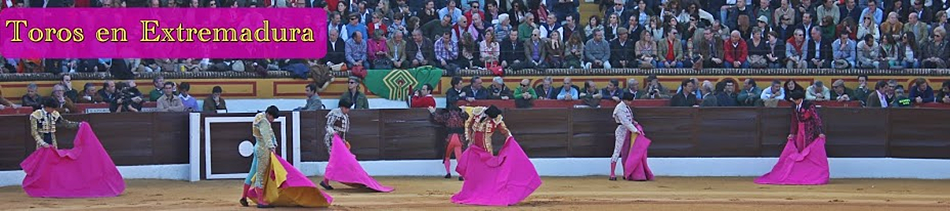 Toros en Extremadura