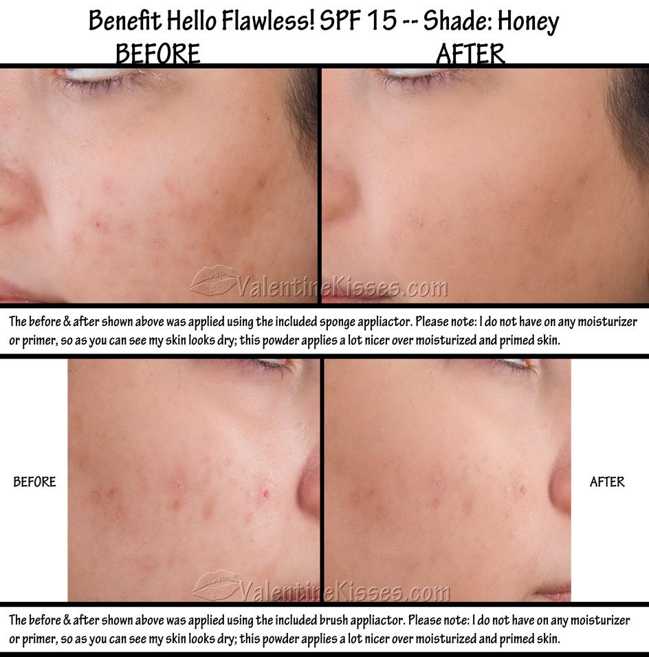 Benefit Hello Flawless! SPF 15 Powder Foundation