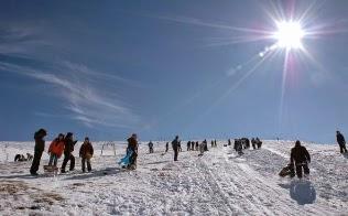 Elmadağ Kayak Merkezi Ankara