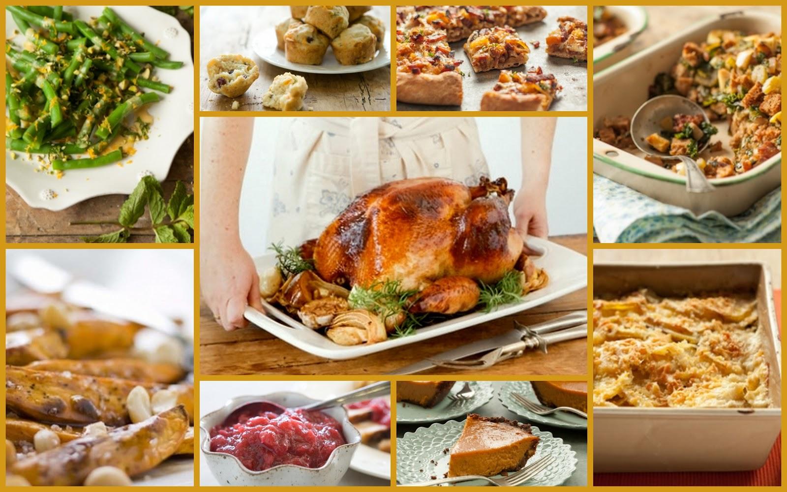 Thanksgiving recipes menus turkey sides desserts kraft for Traditional southern thanksgiving dinner menu