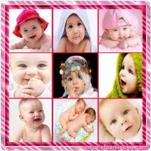 Kumpulan Nama-nama Bayi Untuk Perempuan