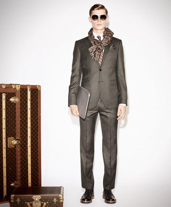 6 moda free clothes for louis vuitton in the winter of