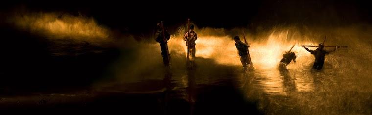 """""""la furia de los elementos""""  año 2008  73x200 cn"""