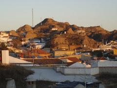 La Poyata y el cerro Cabila