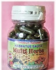 Kapsul Multi Herba