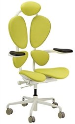 Green Chakra Office Chair by Eurotech Seating