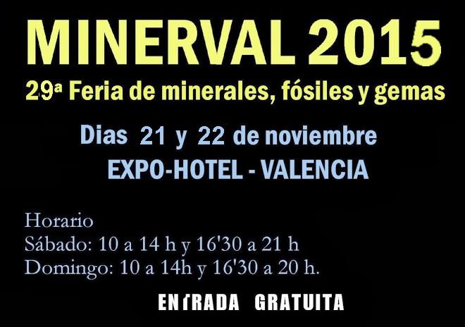 MINERVAL 2015