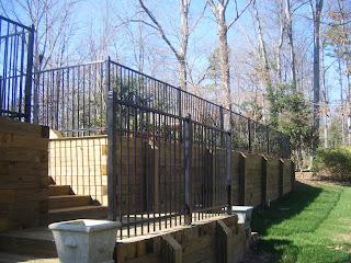 Деревянный забор. Фото 42