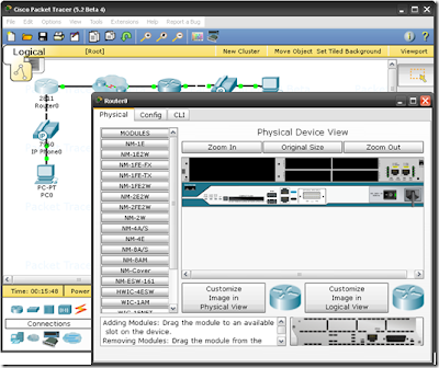 Cisco Packet Tracer 5.3.3