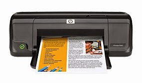 Download Free Driver HP Deskjet D1660 Printer