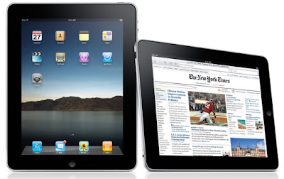 Apple's CEO Steve Jobs officially announced the iPad tablet today, which is supposed to offer functionality between an iPhone and a Mac. It comes in 3G flavors as well.