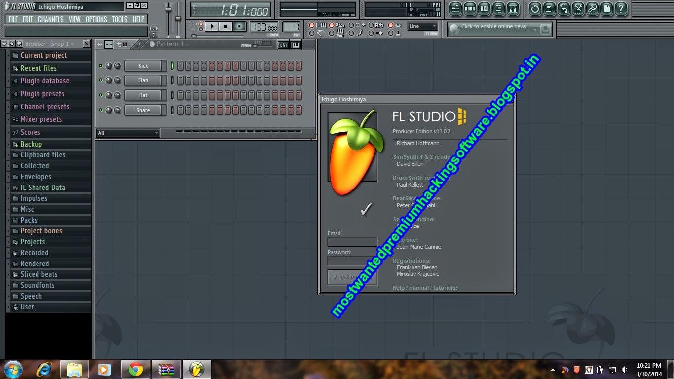fl studio free download full version windows vista