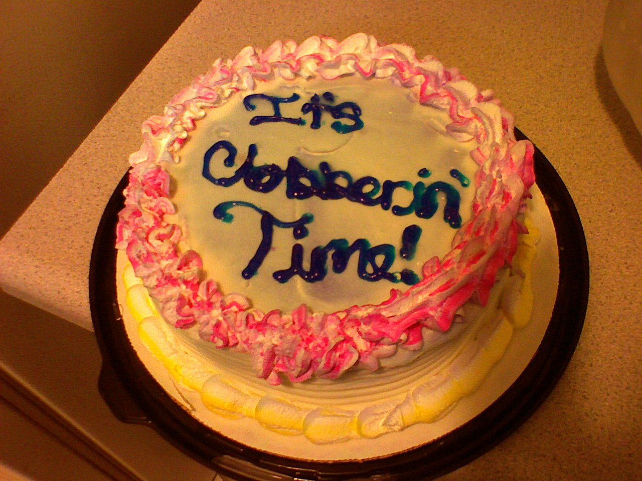 Cake Designs At Dairy Queen : Dairy Queen Ice Cream Cake Designs