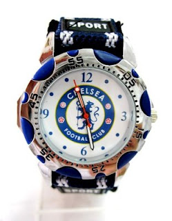 SPORTY-WATCH-228 Jam Tangan Chelsea FC.IDR.60RB