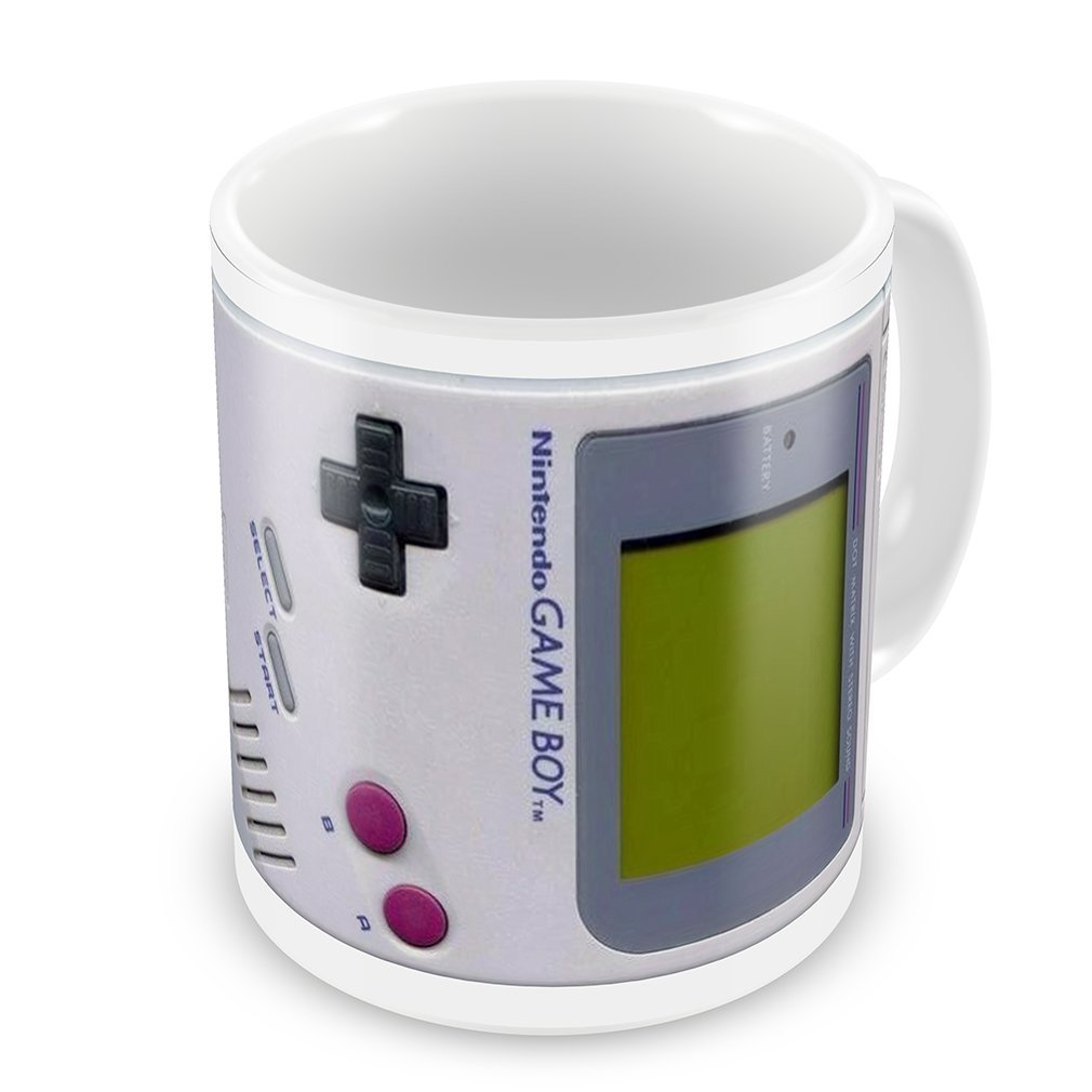 Funny coffee mugs and mugs with quotes got to get me one of these retro gameboy mug - Funny coffee thermos ...