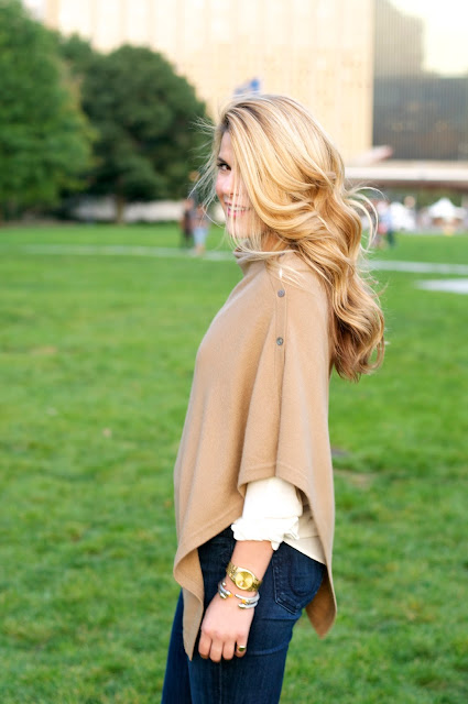 two bees camel cashmere wrap
