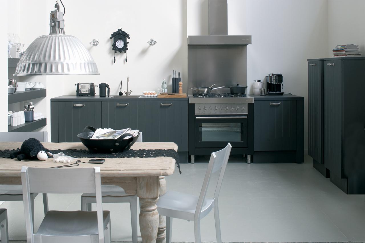 Vtwonen Keuken Houten : Industriële keuken vtwonen u informatie over de keuken