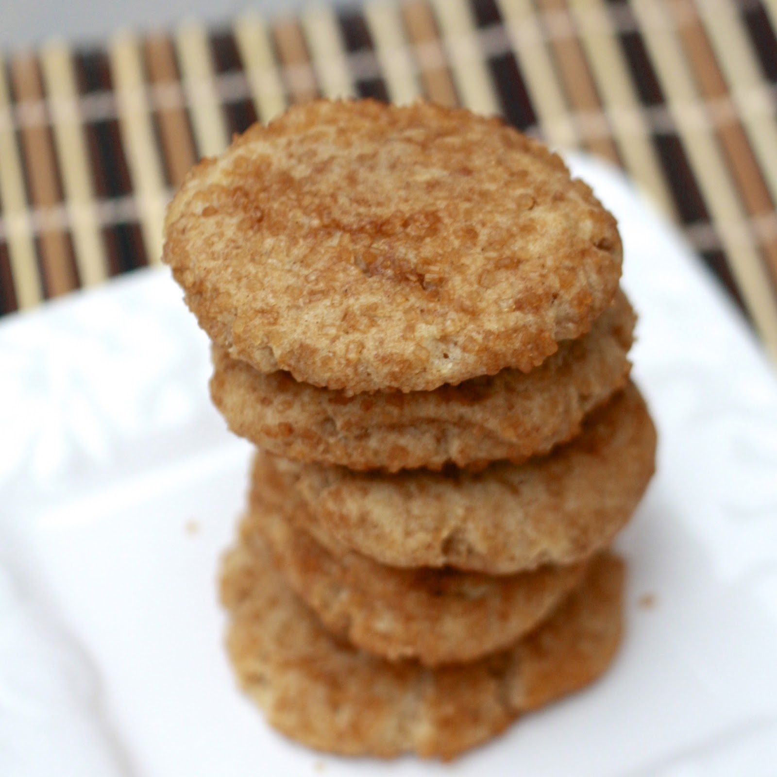 Gingersnap Snickerdoodle | The Sweets Life