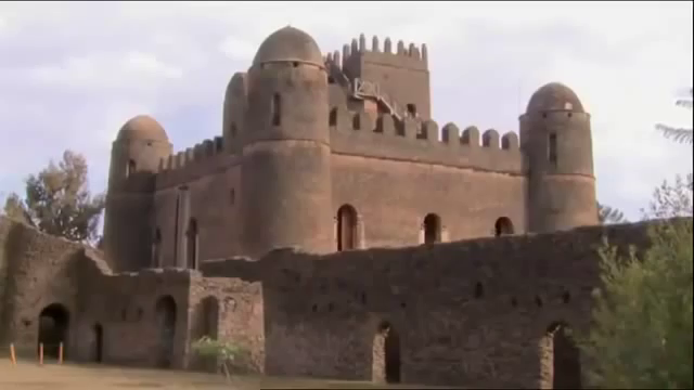 Castle of Gondar, Ethiopia
