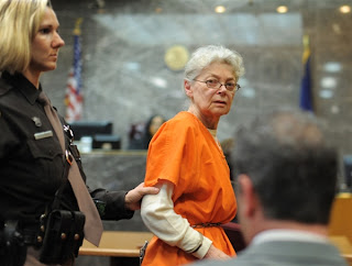 Michigan woman, 75, gets at least 22 years in prison