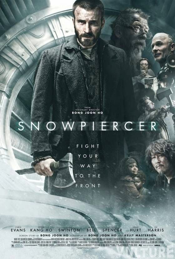 """Snowpiercer"": The ""Matrix"" Of Our Time"