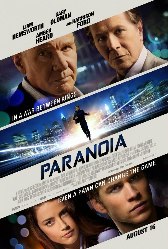 La película Paranoia ( El poder del dinero )