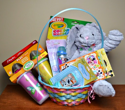 A latte with ott a easter basket ideas for toddlers baby negle Image collections