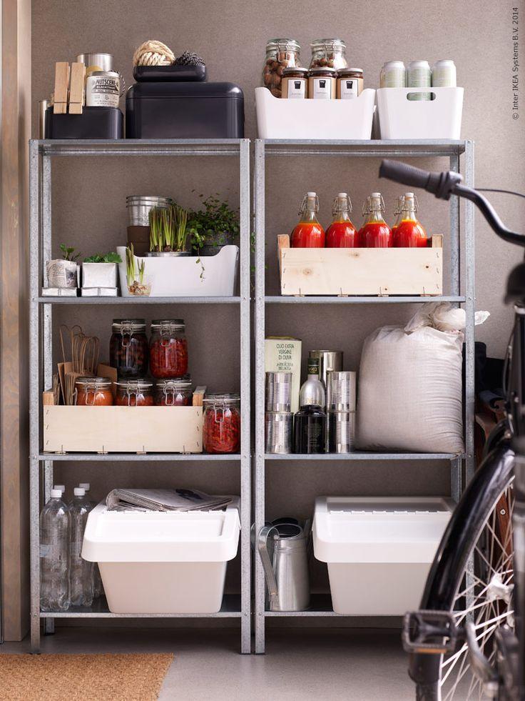 Yuliez wishlist hyllis rack by ikea for Ikea dispensa