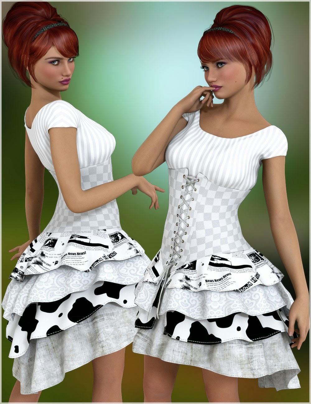 Jour pour Sadie Dress