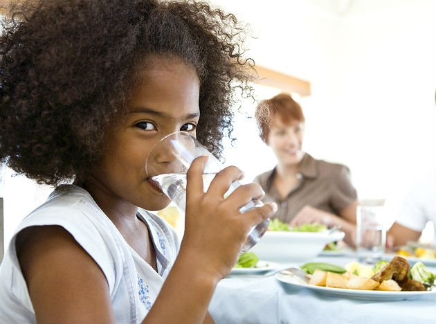 Drinking Hot Water After Meal Myth