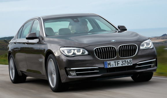 Image 2015 BMW 7 Series Review and Release Date