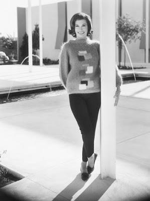 Lisa Byrd Thomas Hip Fashion Stylist Late 1950 S And
