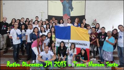 Retiro Anual da JM da Diocese de Guarulhos/SP