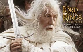 Ian McKellen, en Gandalf