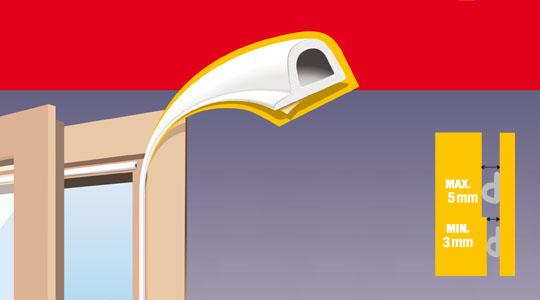 Ferreteria deva 12 meses 12 proyectos octubre - Burlete de silicona ...