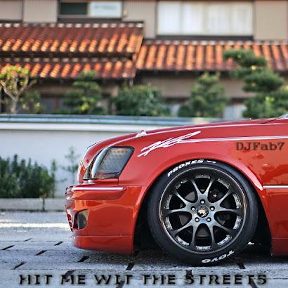 DJ Fab7 - Hit Wit The Streets (2016)