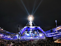 Um palco lindoooo