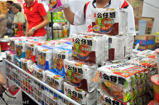 #8 Hong Kong Doll Instant Noodles