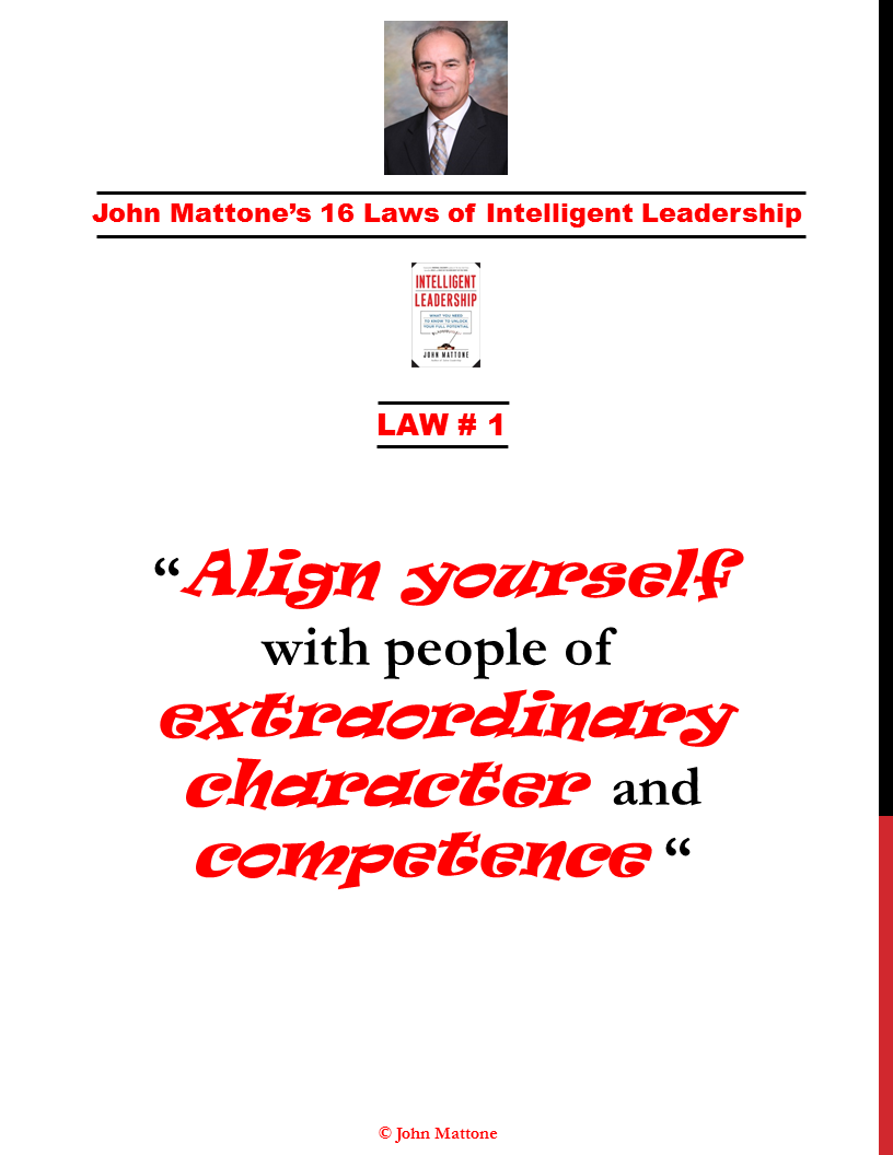 16 Laws of Intelligent Leadership