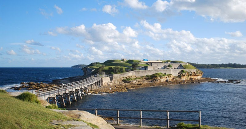 Bare Island Wonderful Tourist Attractions In Sidney World Tourist Attractions